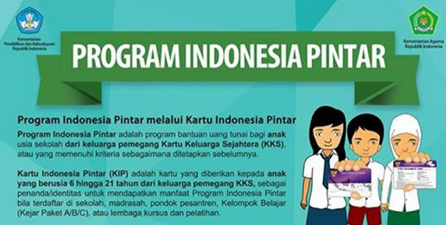 PIP (Program Indonesia Pintar)